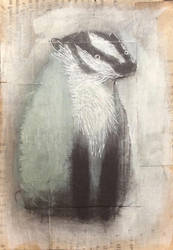 Badger by SethFitts