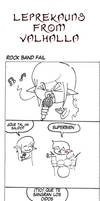 LFV - Rock Band by shakaleprekaun