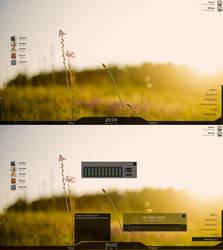Morning Sun by Escasmu