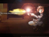 GunslingerGirl by djdx