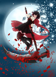 Ruby Rose Vol. 6 by madtownart