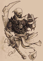 Ninja Summoned by SOLOMONSTA
