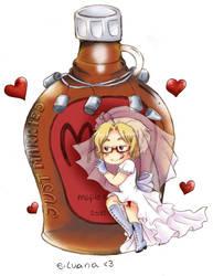 Married to Maple by dark-yokokitsune