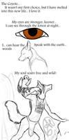 Wild Coyote by WayraHyena