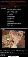 Tutorial: Silent Hill Nurse by Cheinei