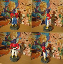 Figurine Dragon Ball Z Bujin by Kiitchi