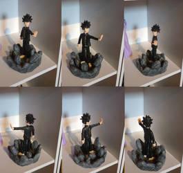 Figurine Mob Psycho 100 by Kiitchi