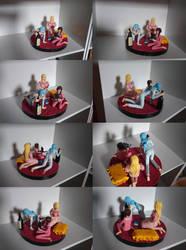 Figurines Kono subarashii sekai ni shukufuku o! by Kiitchi