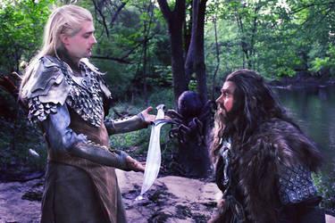 Echannen i vegil hen vin Gondolin.... by celticruins