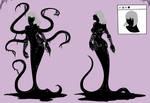 ShadowSona Custom - Anya-JK by ShadowInkWarrior