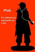 iPod Ad- Zelos by JhonenSantos