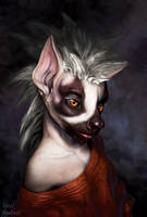 Wraith 5 by KP-ShadowSquirrel