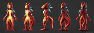 concept squirrel by KP-ShadowSquirrel