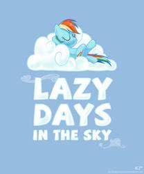 Lazy Days by KP-ShadowSquirrel