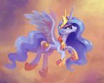 Princess Coolestia by KP-ShadowSquirrel