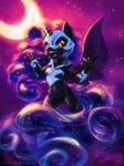 Nightmare Moon by KP-ShadowSquirrel
