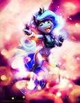 Luna by KP-ShadowSquirrel