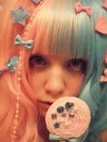 Kawaii Lollipop x3 by Pastel-Ai