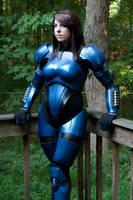 Mass Effect 3 - Ashley Williams WIP by hsholderiii