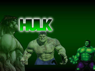 hulk wallpaper by dartdan