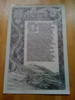 Gospel page 1 by Moeromaru