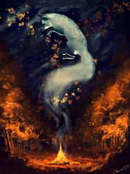 Autumn spirit by Martith