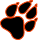 Big paw icon 2 by Martith