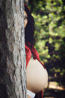 Pregnant Red Riding Hood by ShyOctober