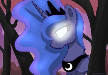 MLP FIM - Princess Luna Dreamwalker by Joakaha