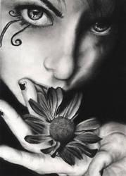 Lara Jade Drawing by Cinquefoil