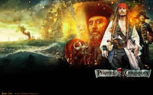 Pirates of the Caribbean. On Stranger Tides. by Bormoglot