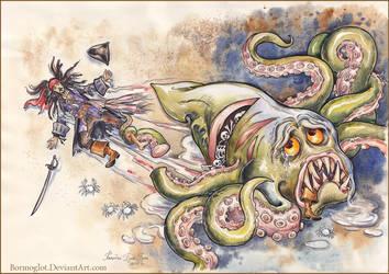 The Death of Kraken. by Bormoglot