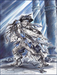 Pirate dances (1) by Bormoglot