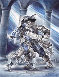 Pirate dances (2) by Bormoglot