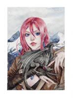 Alvis and Ran by MarieFriedrich