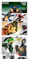 Ninja Problems by ultranic-comics