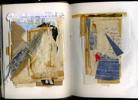 Collage progression 2 by Egostar