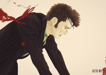 Doctor WHO by DeadRabbid