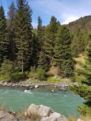 Gallatin River by Bluecrest-Rubenaris