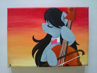 Collage Octavia by flutterlinchen