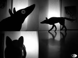 wolf by aeko