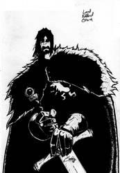 Lord Eddard Stark by CreateThirteen