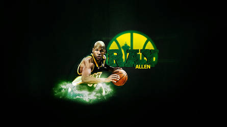 Ray Allen Vintage by D-Train35