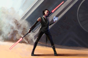 Rey by Eugene-Ras-Solo