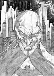 Batman - Joker by carlosrodriggs