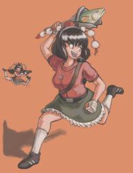Scout Aya by ProfitShame