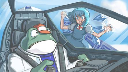 9/9 Frog Pilot Horror Stories by ProfitShame