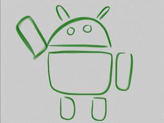 Android AppLogo by Pilgrim-Ivanhoe