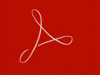 Adobe Reader AppLogo by Pilgrim-Ivanhoe