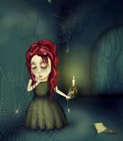 Home Spooky Home by morbidillusion666